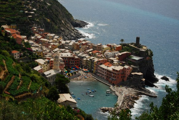 Many consider Vernazza the crown jewel of the Cinque Terre.