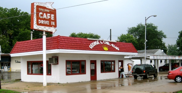 The best place for Chili in Des Moines.