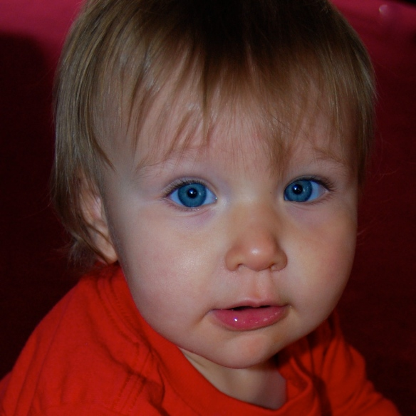 Ol' blue eyes is back.