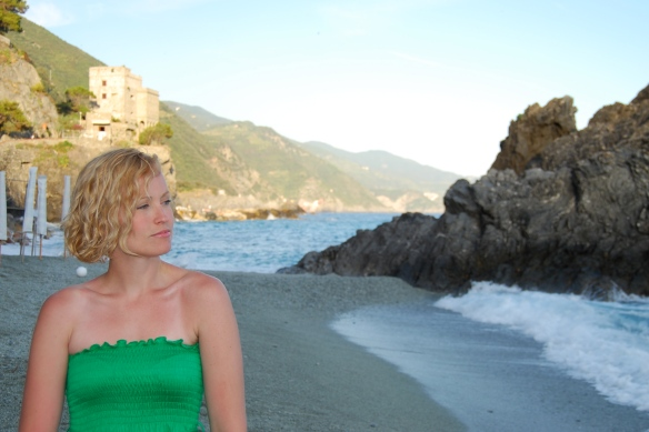 Just another excuse to show off one more picture from Italy, as well as my hottie wife!