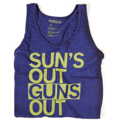 Suns Out Tank