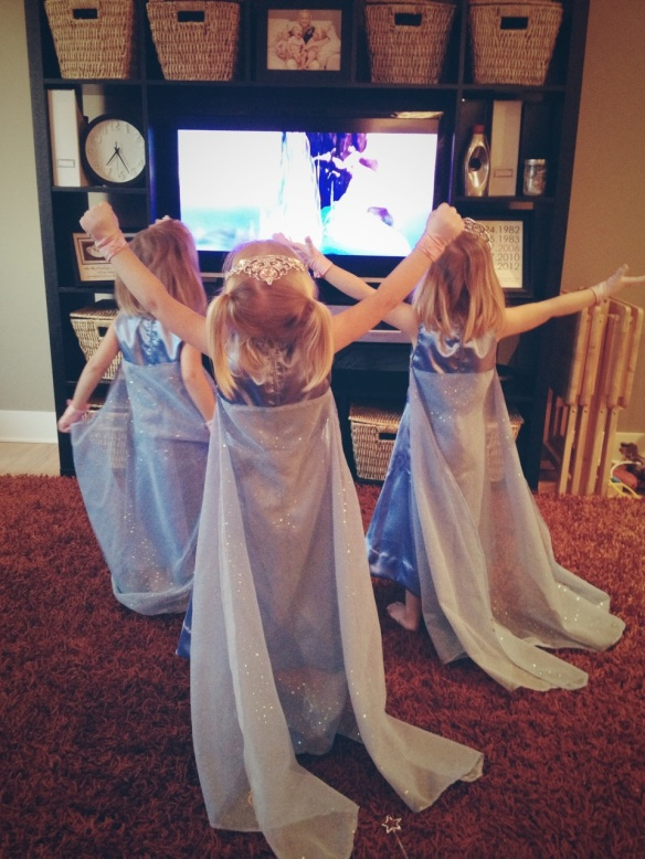 Elsa Dresses 5