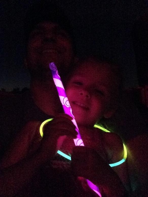 glowing rowan